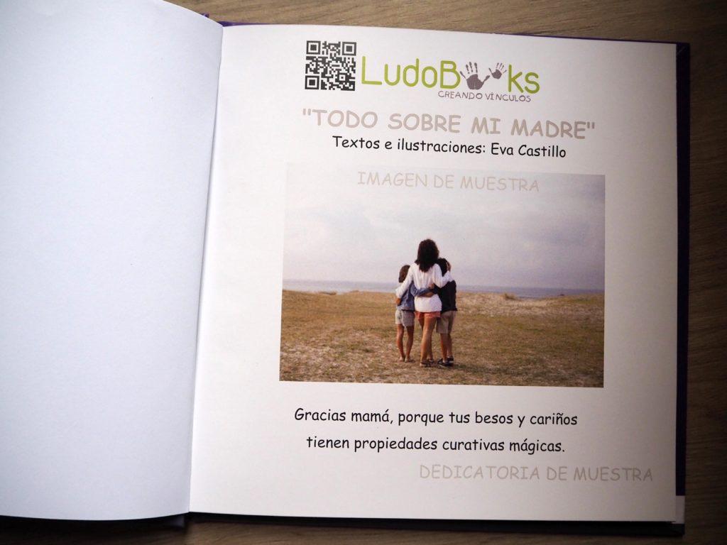 Libro personalizado para mamá