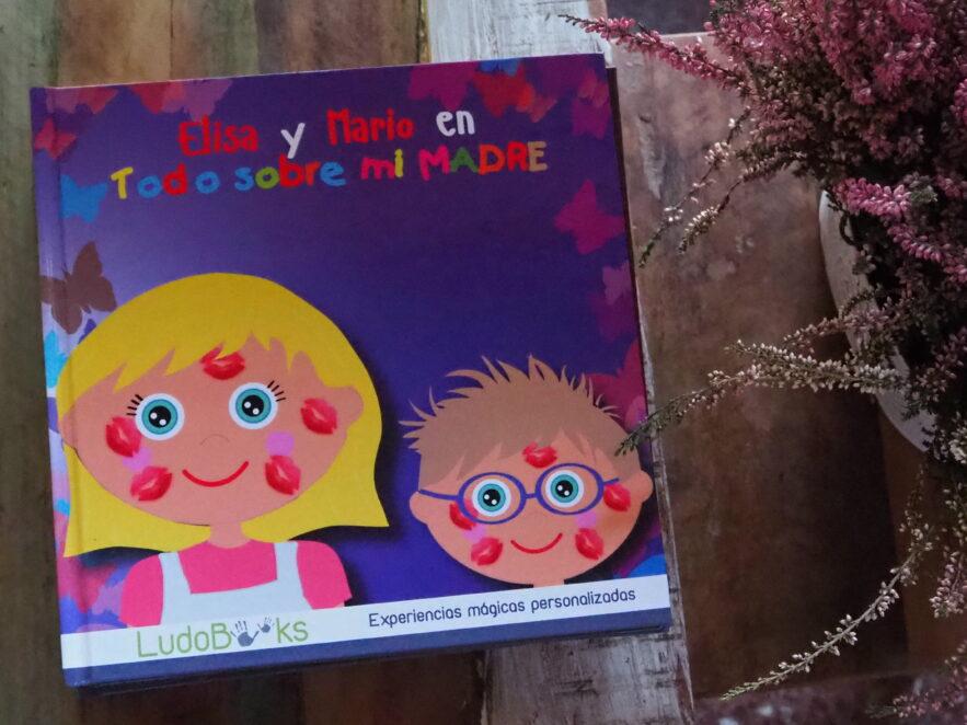 Libro personalizado para mama