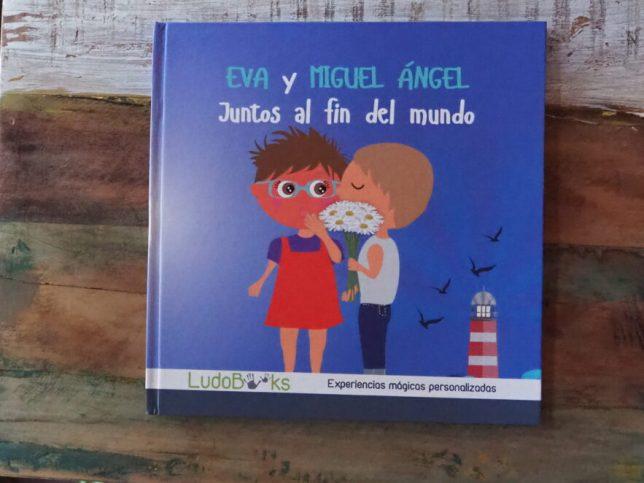 Libro personalizado para enamorados