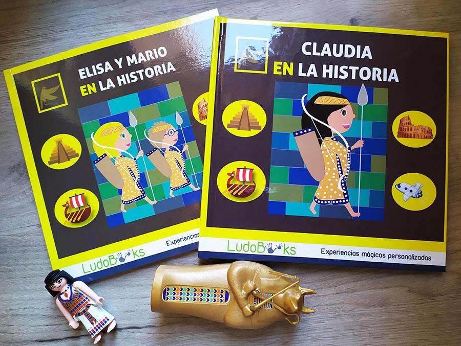 Cuento personalizados de historia
