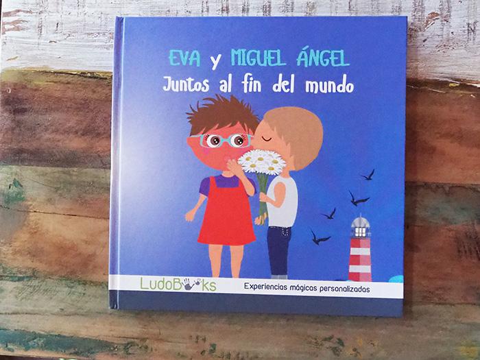 Libro personalizado para regalar a tu pareja