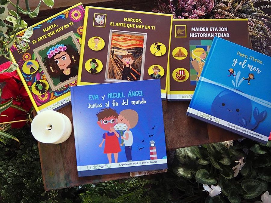 Libros personalizados para regalar a tu pareja