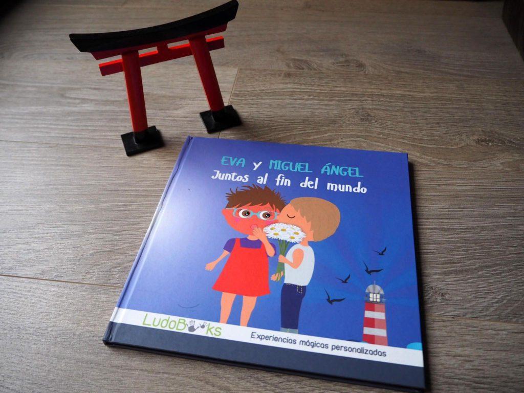 libro personalizado de amor