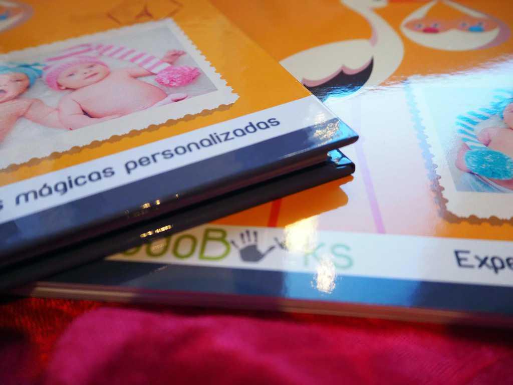 PB070377 - Libros personalizados para bebés