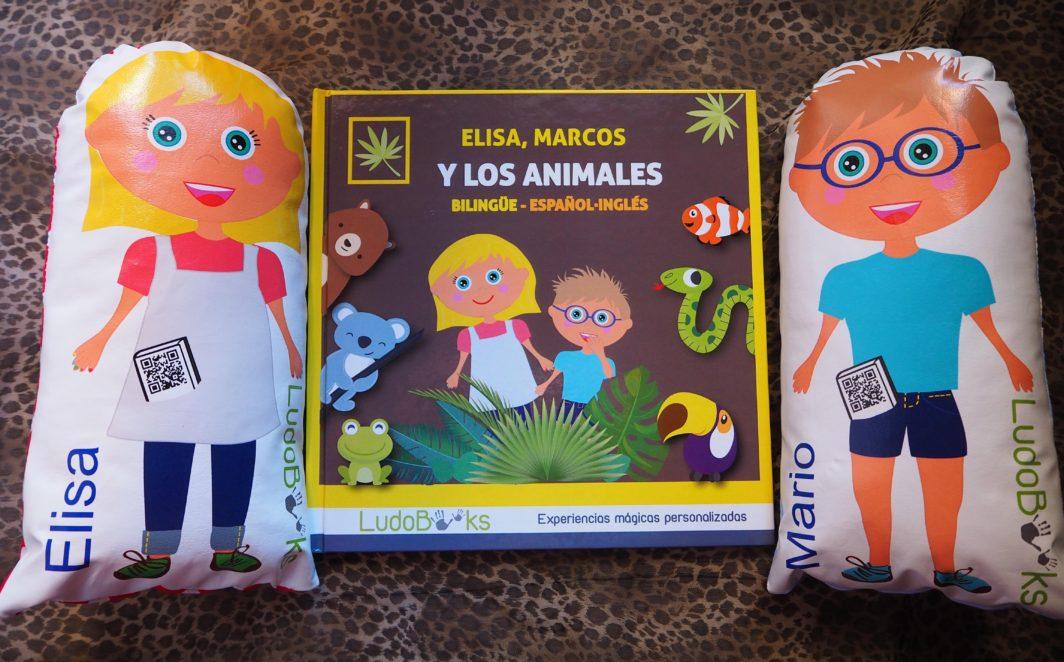 Cuento personalizado de animales