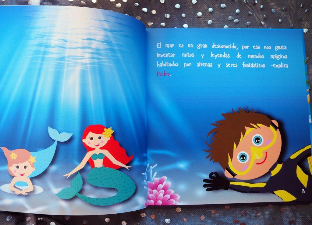 """PB070516 - Cuento de """"Bajo el mar"""""""