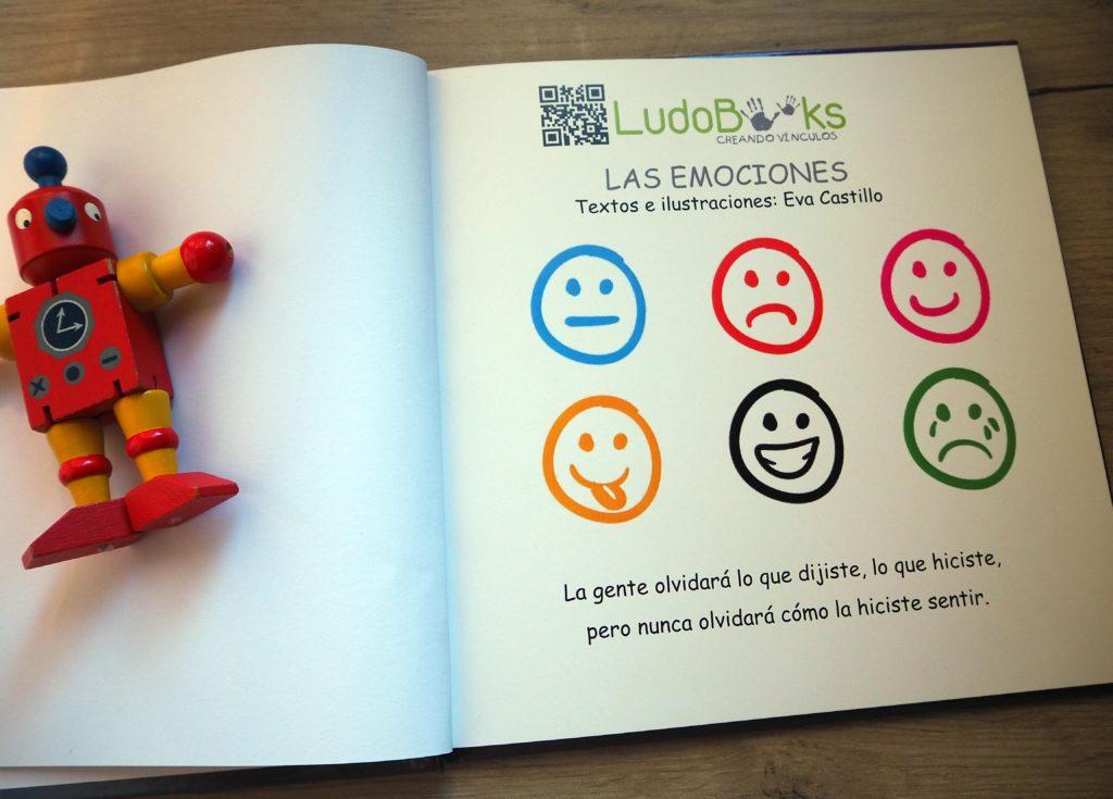 """PB070553 - Cuento de """"Las emociones"""""""