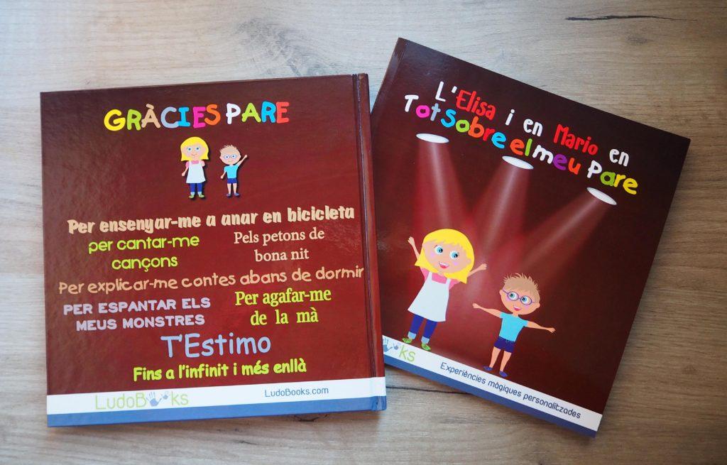 llibres personalitzats per pares