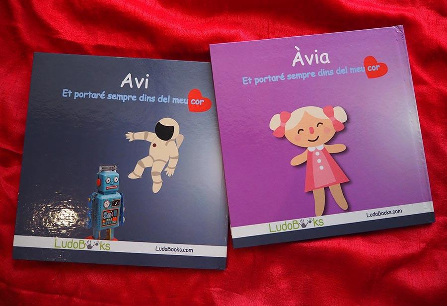 cuentos personalizados para abuelos y abuelas