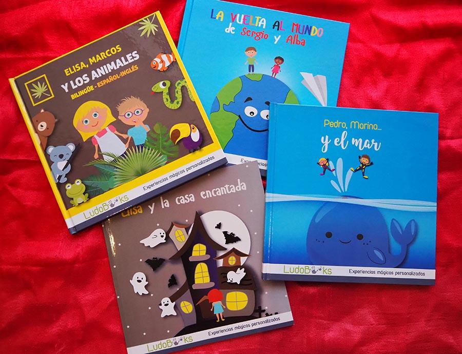 libros personalizados para regalar