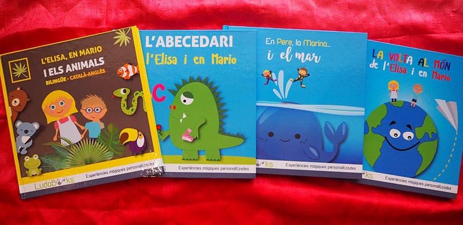 llibres personalitzats per a tota la família