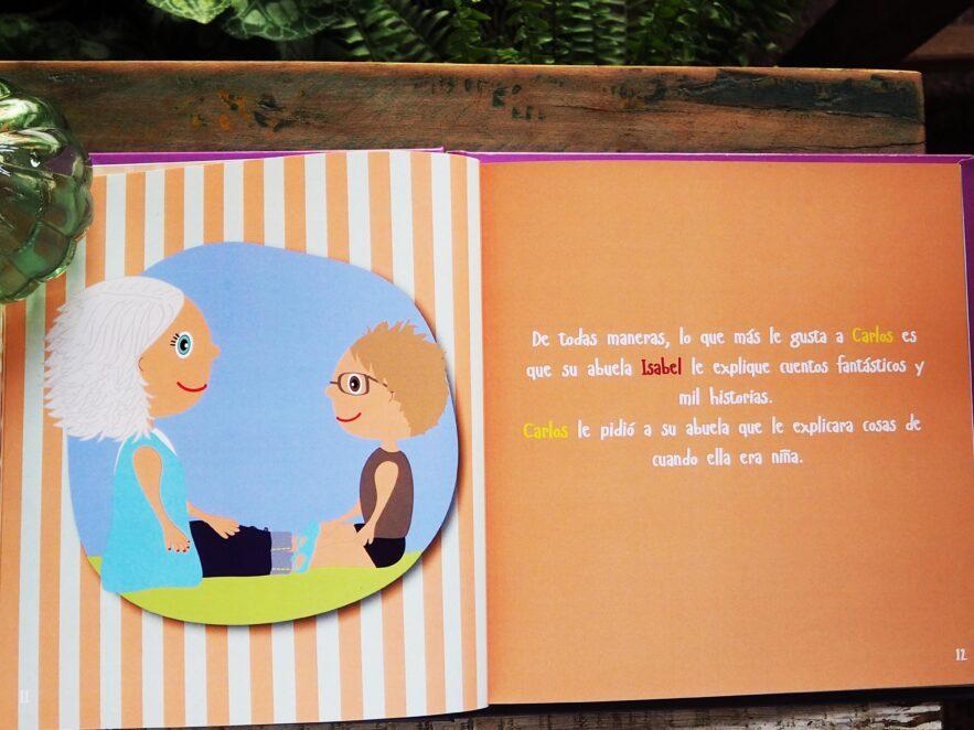 Libros para regalar a abuelos y abuelas