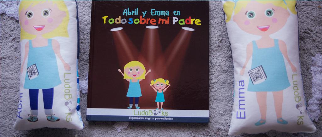 Pack muñecos y cuento doble - Libros personalizados