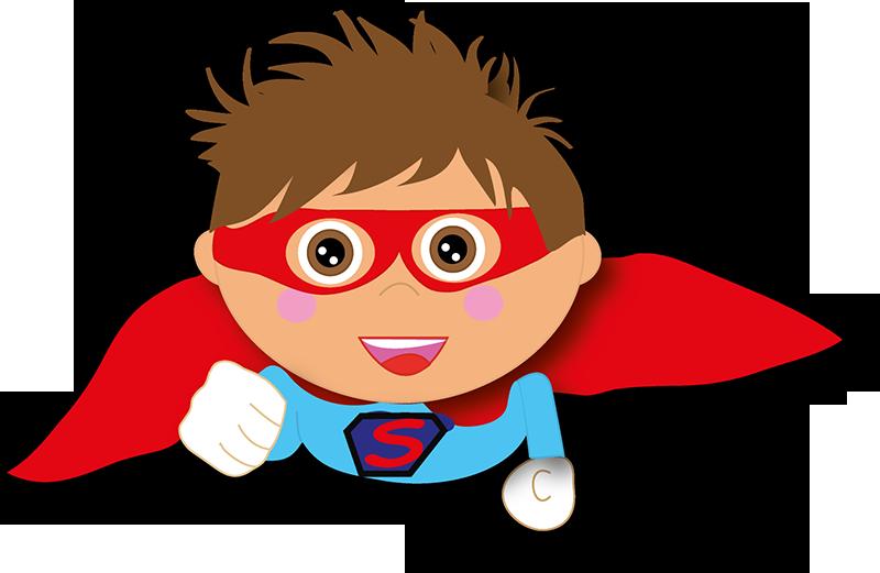 Superheroe antifaz - Promocions