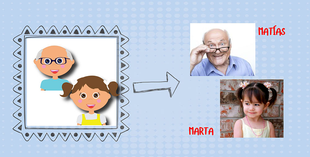 cuentos para abuelos junto a sus nietos