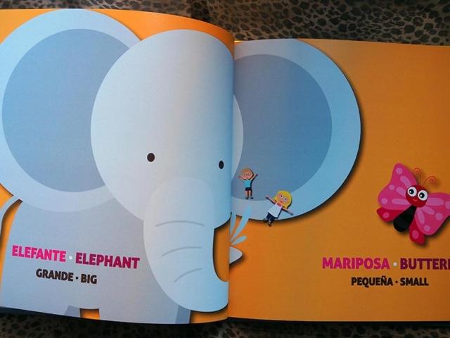 """animales detalle elefante 640x480 c - Cuento de """"Los animales"""""""
