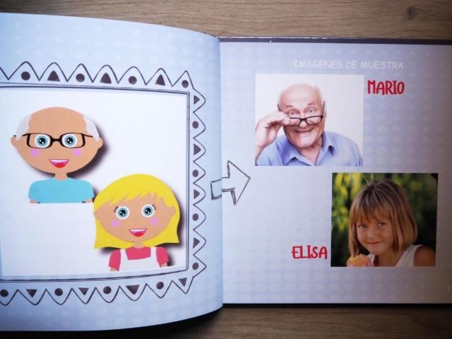 Libro para regalar a abuelos