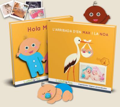 Llibre personalitzat per a nadons