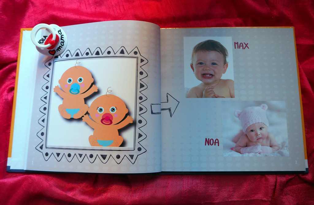 bebe avatares - Cuento personalizado del bebé