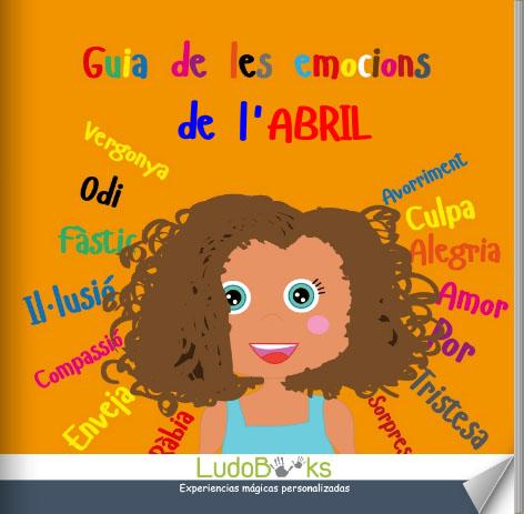 ca portada emociones - Contes personalitzats per nens en català