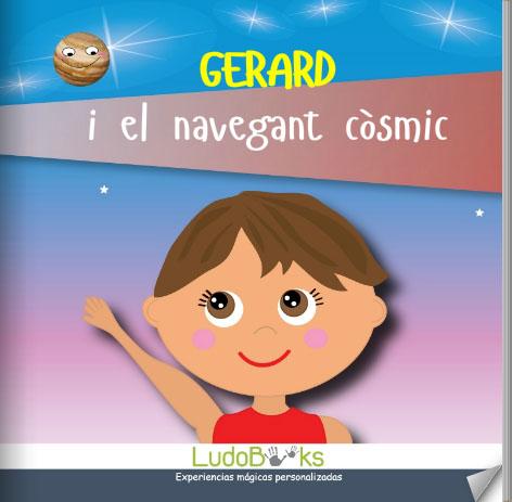 ca portada extraterrestre - Contes personalitzats per nens en català