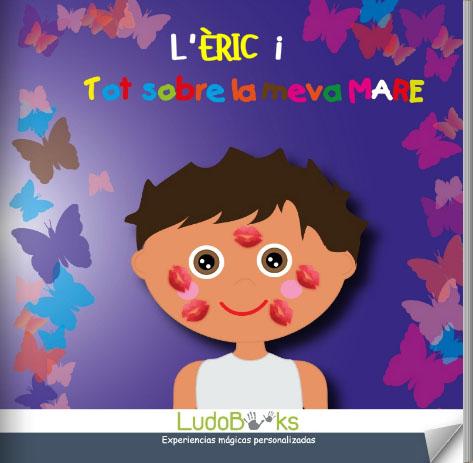 ca portada madre - Contes personalitzats per nens en català