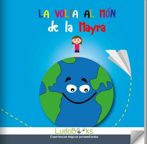 ca portada mundo - Contes personalitzats per nens en català