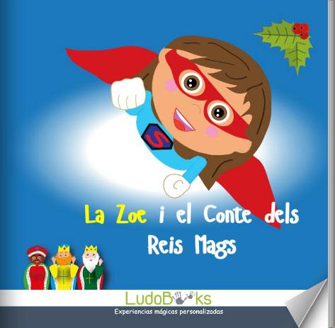 ca portada reyes - Contes personalitzats per nens en català