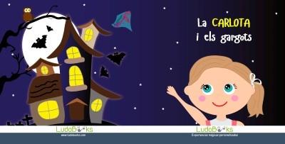 Conte personalitzat per nens d'intriga i aventures - Els gargots