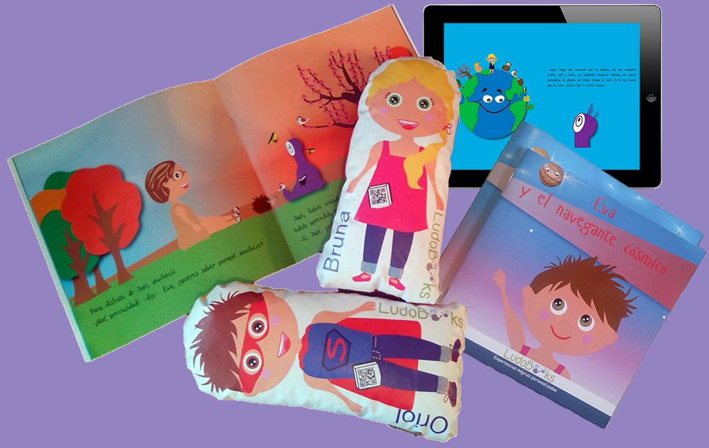 Blog cuentos personalizados para ni os ludobooks for Libros para regalar