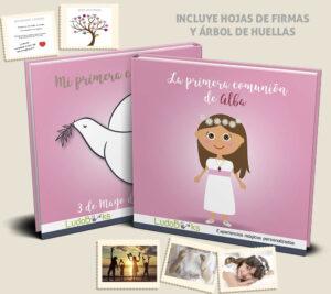 comunion nena castellano 300x267 - La Primera Comunión para niña