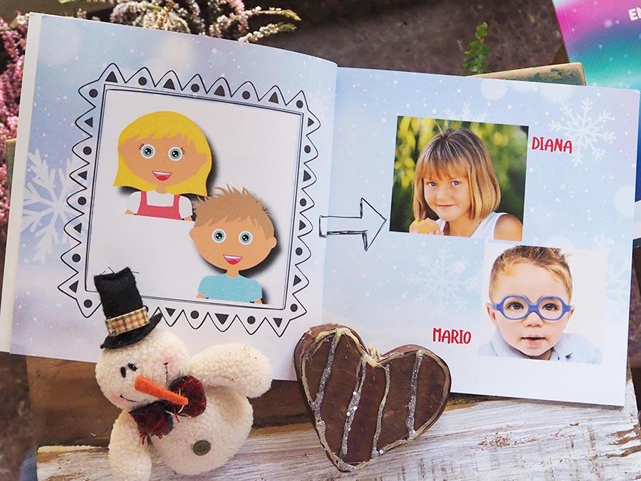 Regalos personalizados para niños