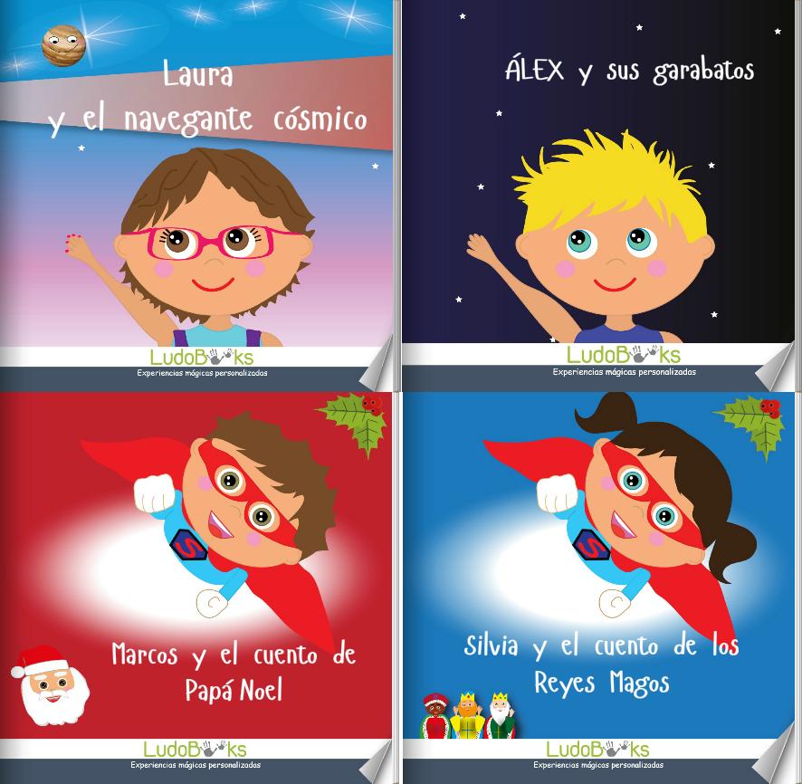 cuentos personalizados infantiles