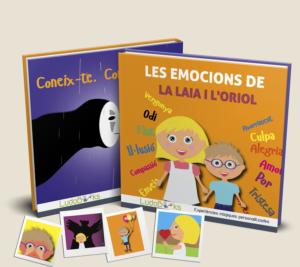 Llibre personalitzat de les emocions