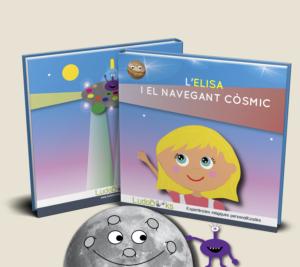 Conte personalitzat d'aventures amb un extraterrestre