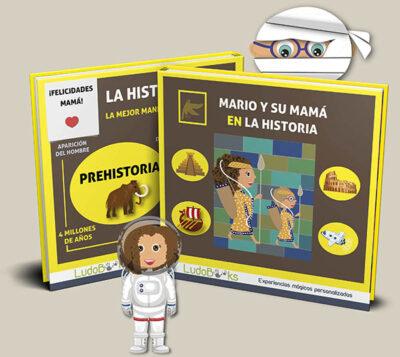 historia castellano 2pers prueba 600 400x357 - Un paseo por la historia con... mi mamá/tía/abuelita...