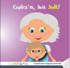 Llibres personalitzats per àvies - Explica'm Àvia