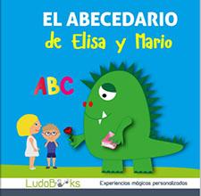 Cuentos personalizados para aprender el abecedario