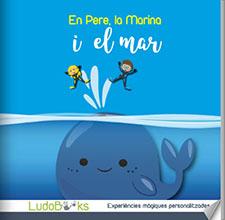 Contes personalitzats per nens - Sota el mar