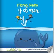Cuento personalizado para niños - Bajo el mar
