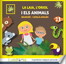 Contes peronalitzats per nens - Els animals
