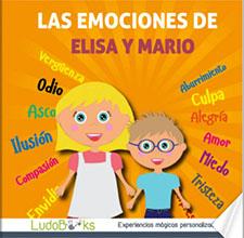 Cuentos personalizados para niños - Las emociones