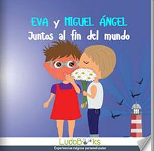Libro regalo personalizado para enamorados, Día de San Valentín