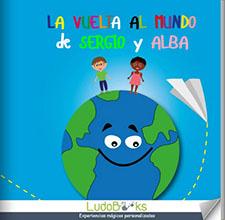 Cuento personalizado para niños - La vuelta al mundo