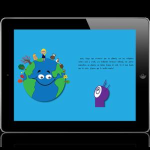 cómo hacer un cuento personalizado digital