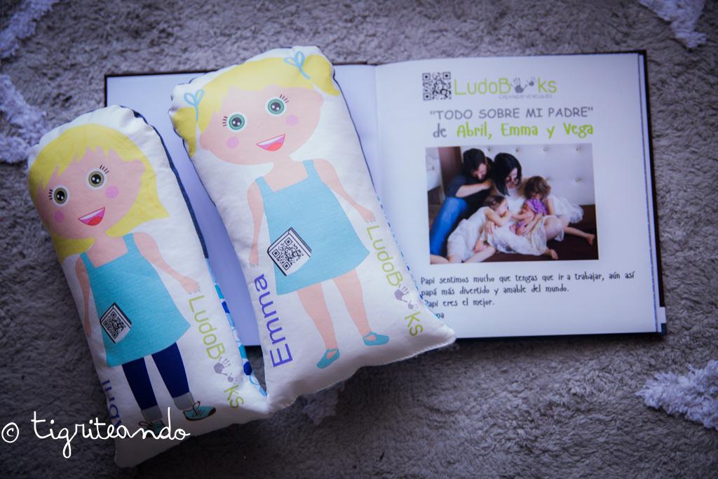 libros personalizados para niños y adultos