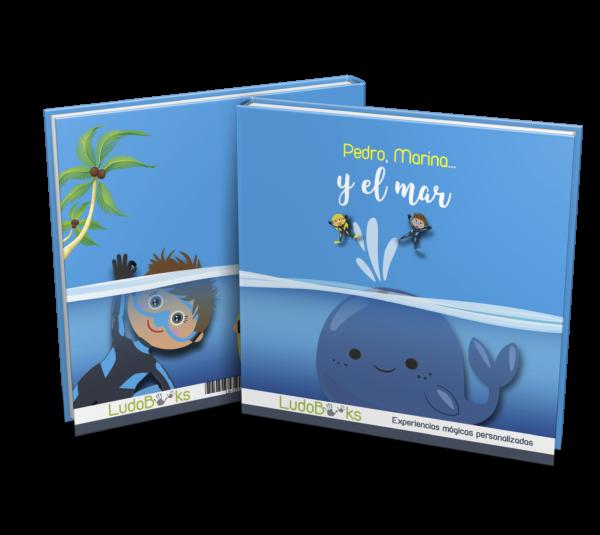 cuentos personalizados de aventuras bajo el mar