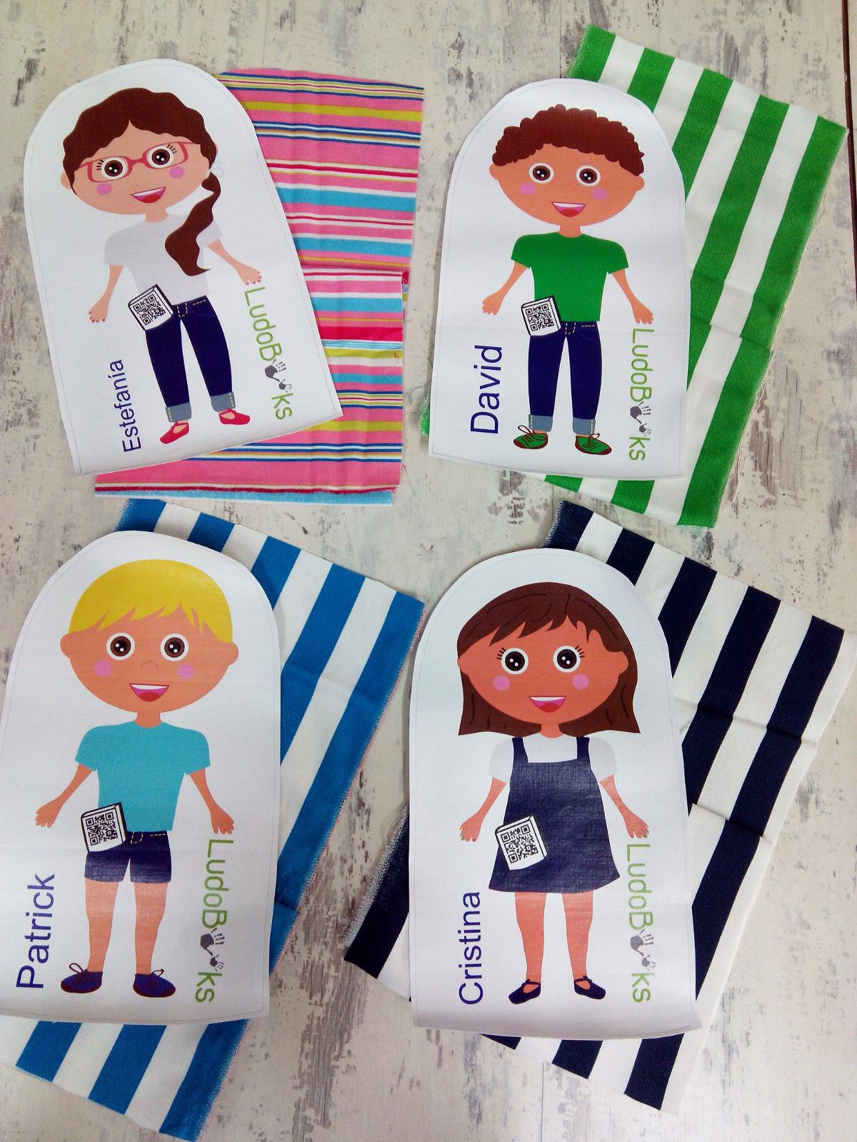 muñecas - Cuentos personalizados para profesores