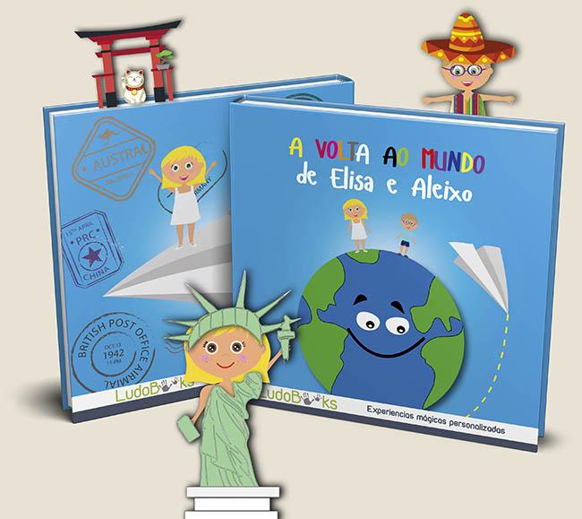 La vuelta al mundo | Cuentos en gallego