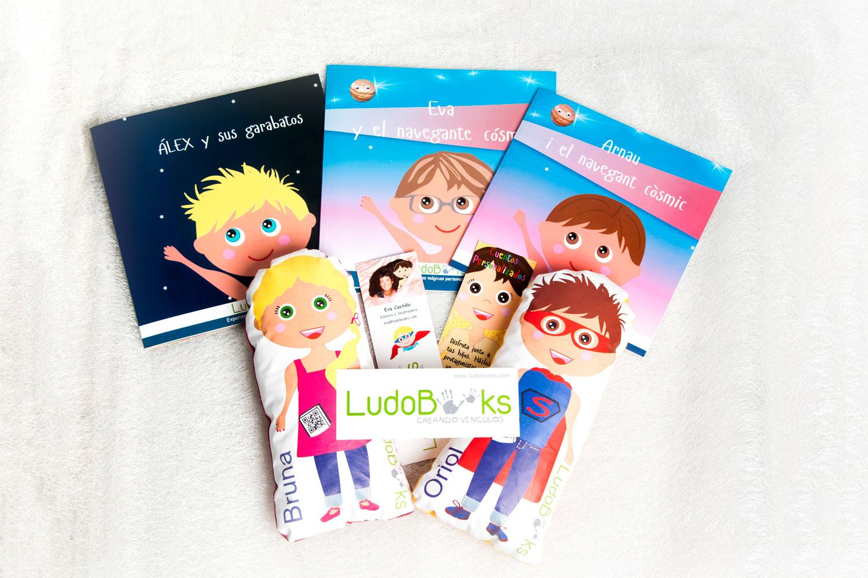 regalos originales para cumpleaños - Libros y Muñecos personalizados